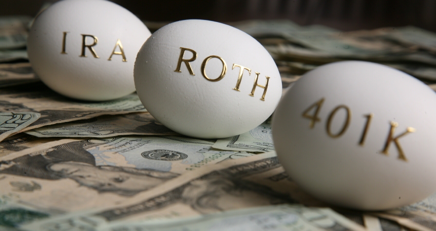 retirement -- 401(k) to Roth rollover