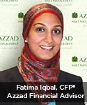 Fatima Iqbal, CFP
