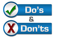 IRA do's and don'ts
