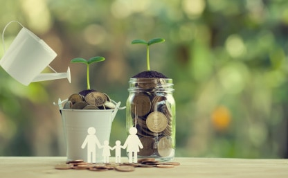 We can manage your endowment or help you talk to your donors about tax-advantaged planned charitable giving strategies.
