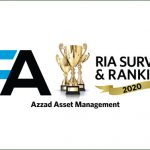 Financial Advisor Magazine names Azzad in 2020 RIA Survey and Ranking